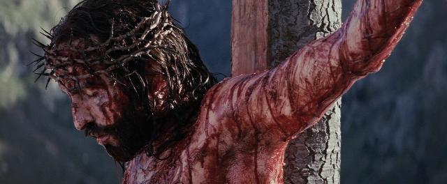Barrabás Vivo e Jesus Morto