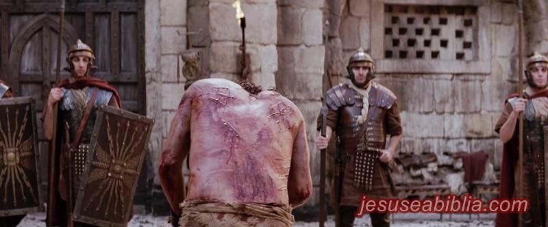 Jesus é maltratado pelos soldados