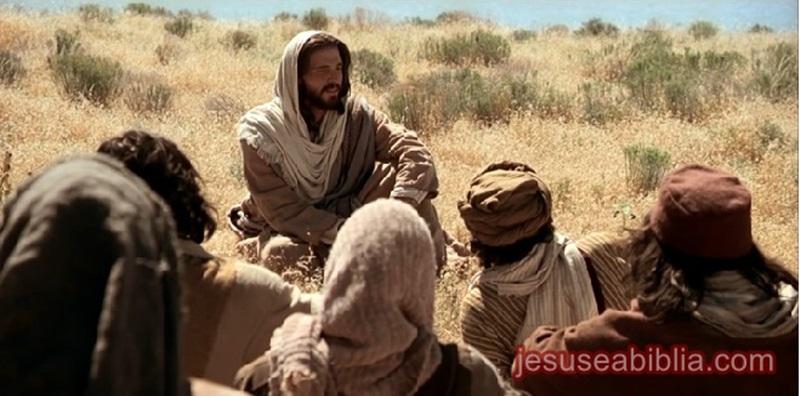 A VIDA DE JESUS - O ENSINO