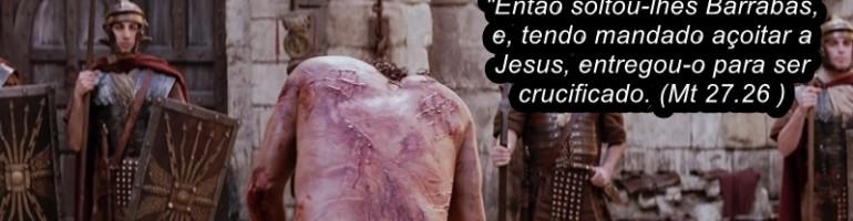 JESUS SENDO TORTURADO PELO SOLDADOS