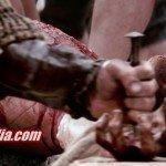 As Mãos Ensanguentadas De Jesus Cristo e o Amor de Deus
